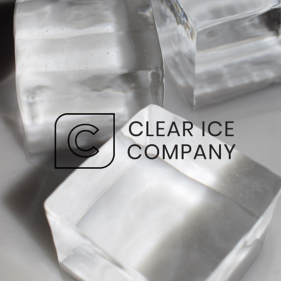 Clear Craft Ice