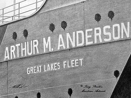 Arthur M. Anderson GLF