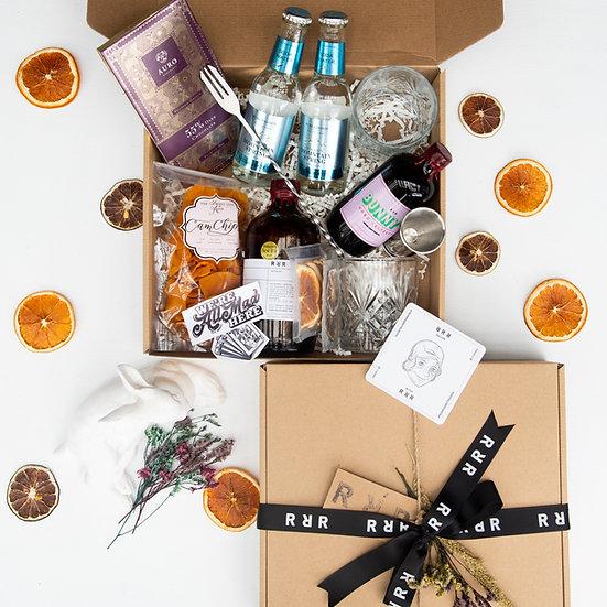 Gift Box - Gold