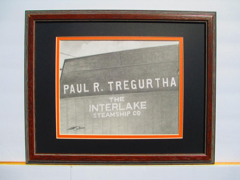 Name Series: Paul R. Tregurtha Original