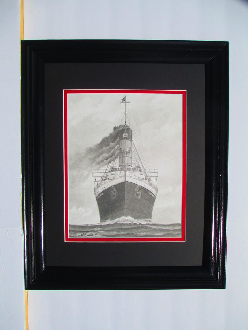 RMS Lusitania Original