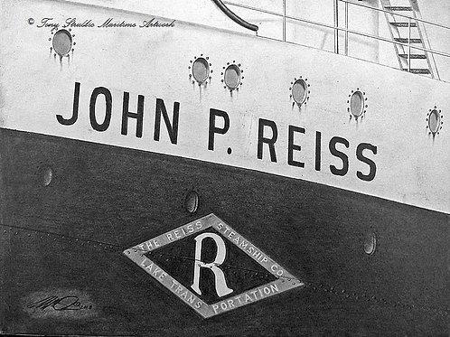 John P. Reiss