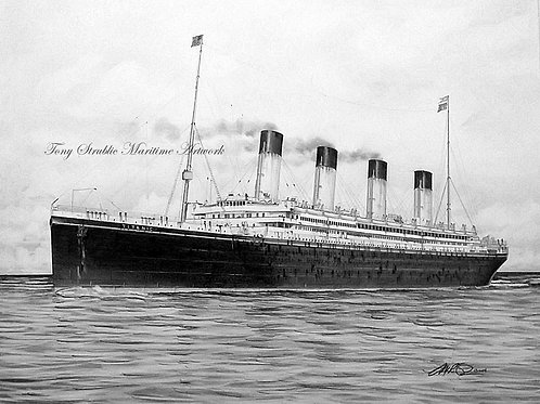 Fictional Titanic 1935