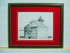 Sturgeon Bay Lighthouse Print