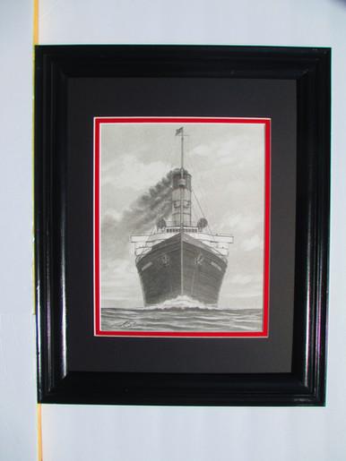 RMS Mauretania Original