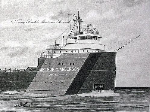 Arthur M. Anderson Bow