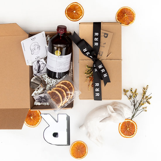 Gift Box -Bronze