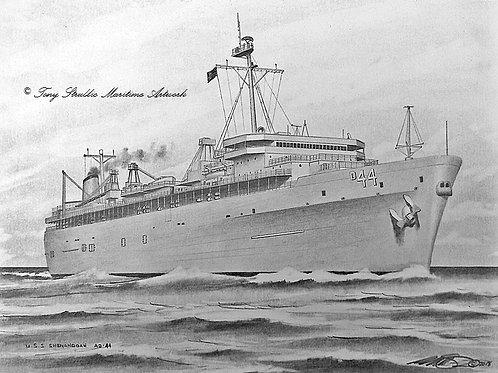 USS Shenandoah AD-44
