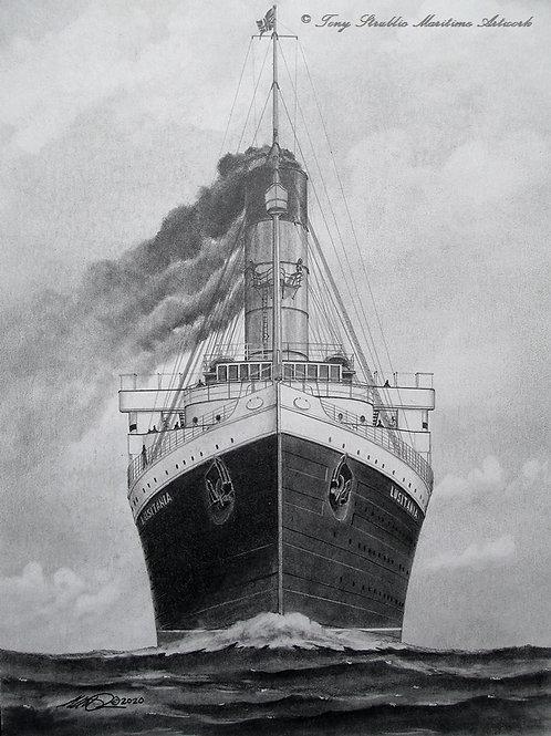 RMS Lusitania (2)