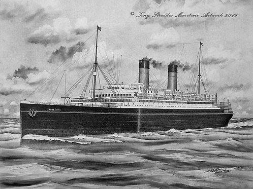 RMS Homeric