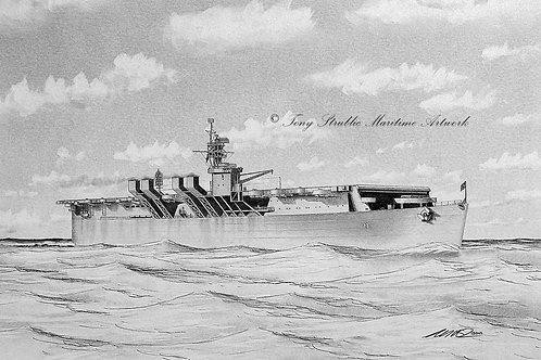 USS Princeton