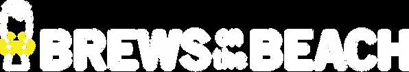 Brews on the Beach Horizontal Logo 2021