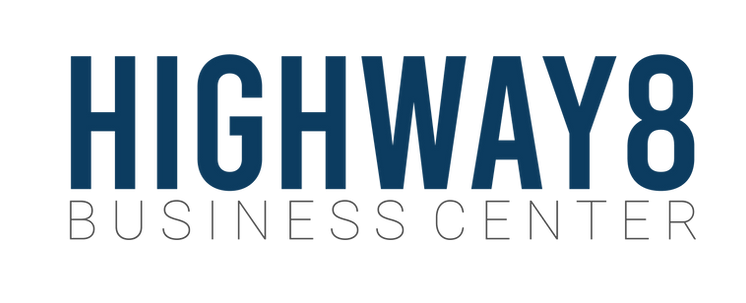 Logo Exploration for Highway 8 Business