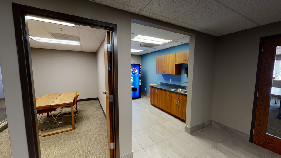 7600 Tenant Break Room, Vending and Small Conference