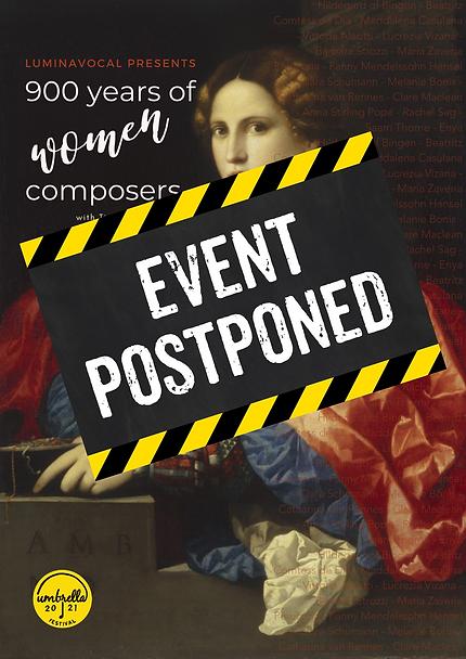 900 years postponed