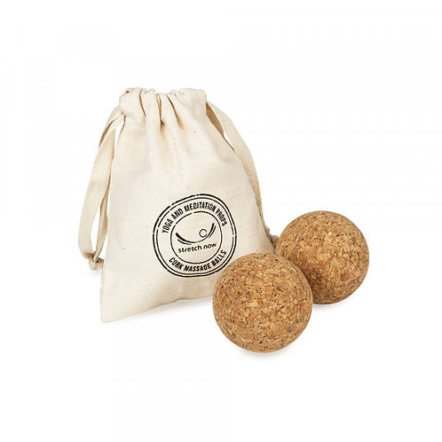 Massage cork balls