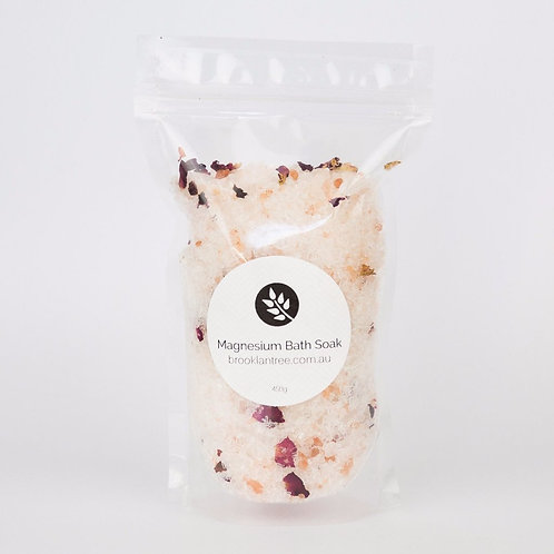 Magnesium Bath Soak - 450gm