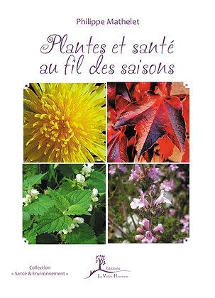 Plantes et santé au fil des saisons - EPUB