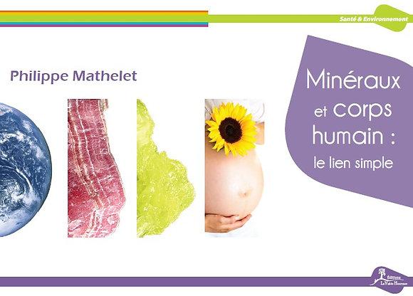 Minéraux et corps humain : le lien simple - EPUB
