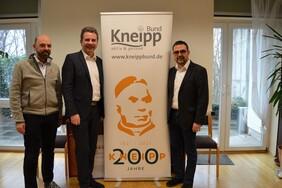 Kneipp – Jahr 2021: Zusätzlich zur Sonderbriefmarke soll es eine 20 – Euro – Silber-Münze geben