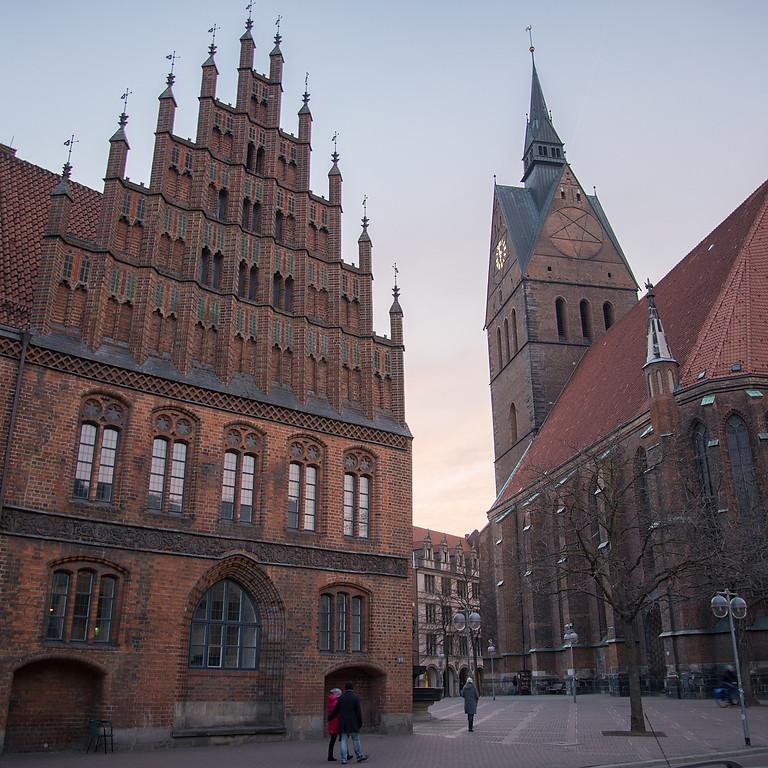 Tagestour Göttingen - Universitätsstadt wird auf unbestimmte Zeit verschoben!