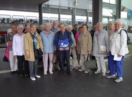 Besuch des Deutschen Bundestages, sowie des Tränenpalastes (Stiftung Haus der Geschichte der BRD)