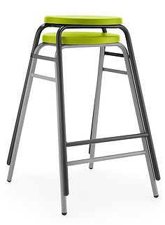 round-top-stool-2stack-black-and-grey-fr