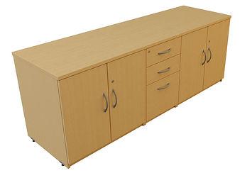 SSBU4D4DR -Sideboard Unit  4 Door 4 Draw