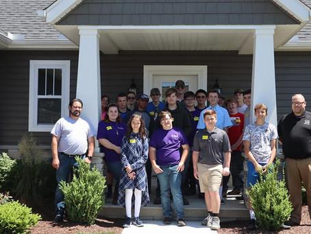 Scarlet Great Oaks School Visits Unibilt