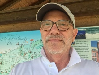 Rotarian Russ Borgman