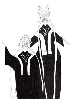 Piety Dancers