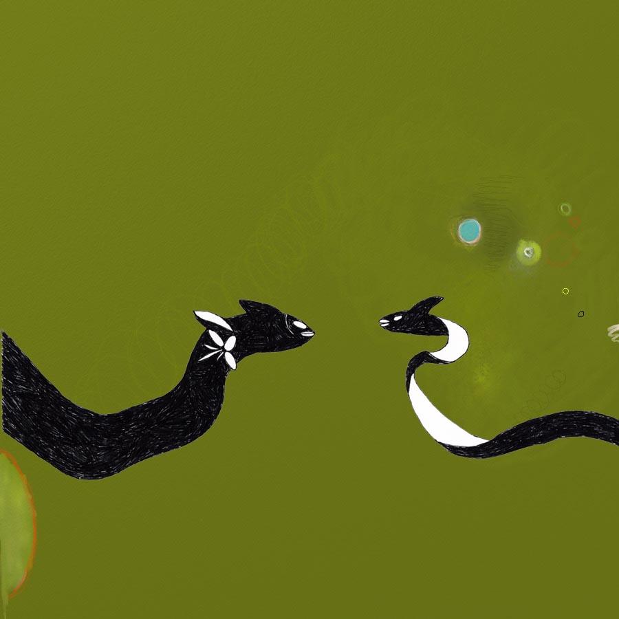 Eels in Love