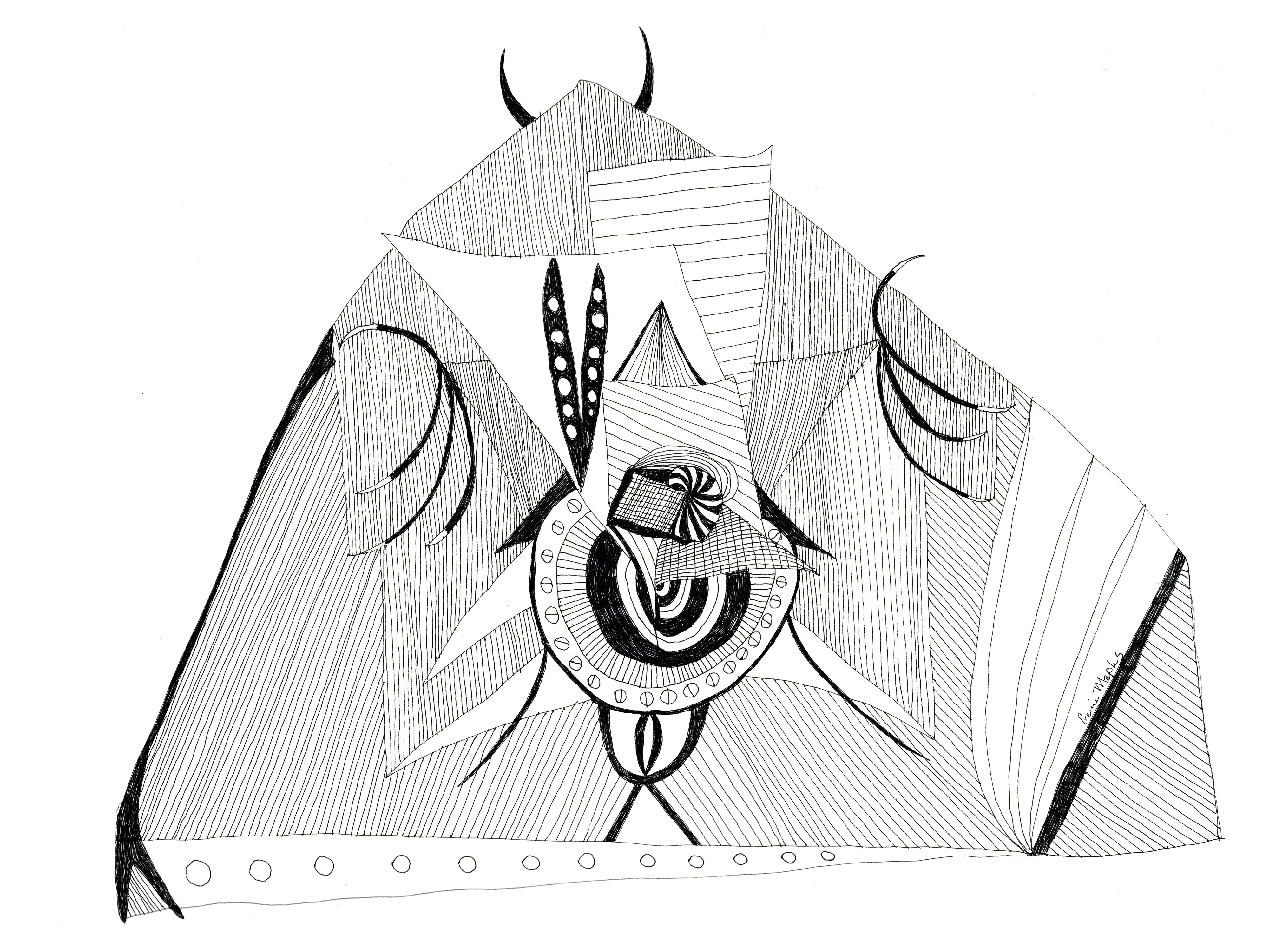 Complex Moth