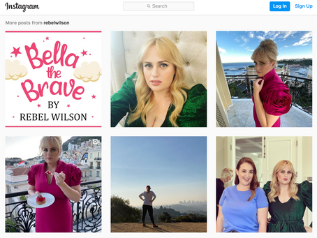 Rebel Wilson says she's almost at weight loss goal