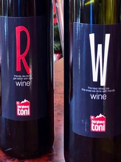 Berghaus Toni House Wines