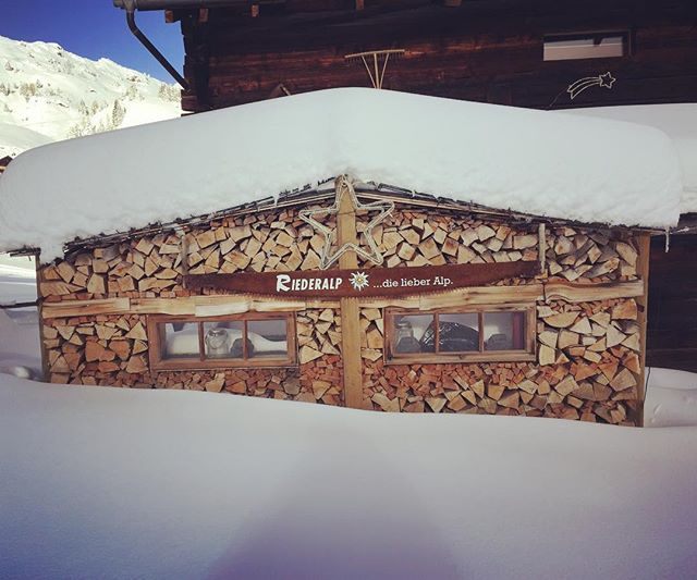 Riederalp.......your place Among Friends