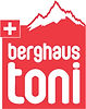 Main Berghaus Toni Hotel and Restaurant Logo.