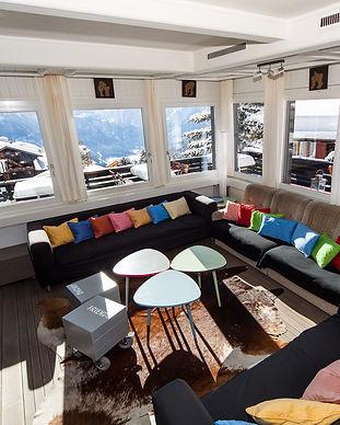 Berghaus Toni Hotel Guest Lounge