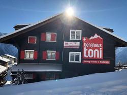 Berghaus Toni in Winter