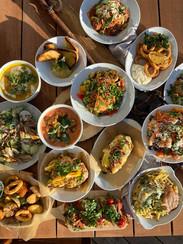 Our Bowl Food Menu