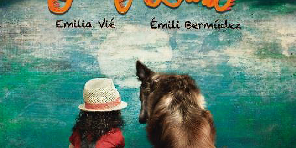 Firma de libros: Emilia Vié