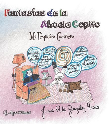 Fantasías de la Abuela Copito: Mi pequeño cocinero