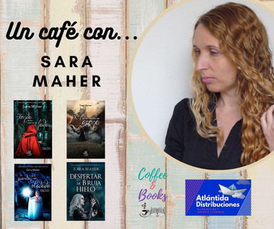 Un café con... Sara Maher