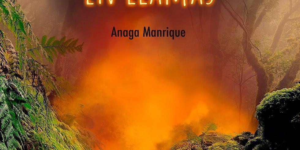 Firma de libros: Anaga Manrique