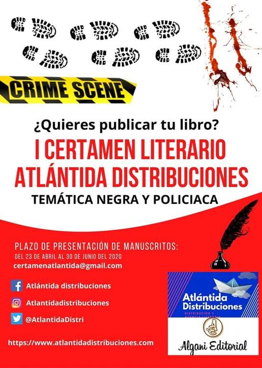 I Certamen Literario Atlántida Distribuciones