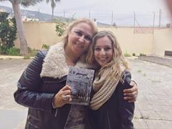 Megan Maxwell y Olga Moreno Feledi