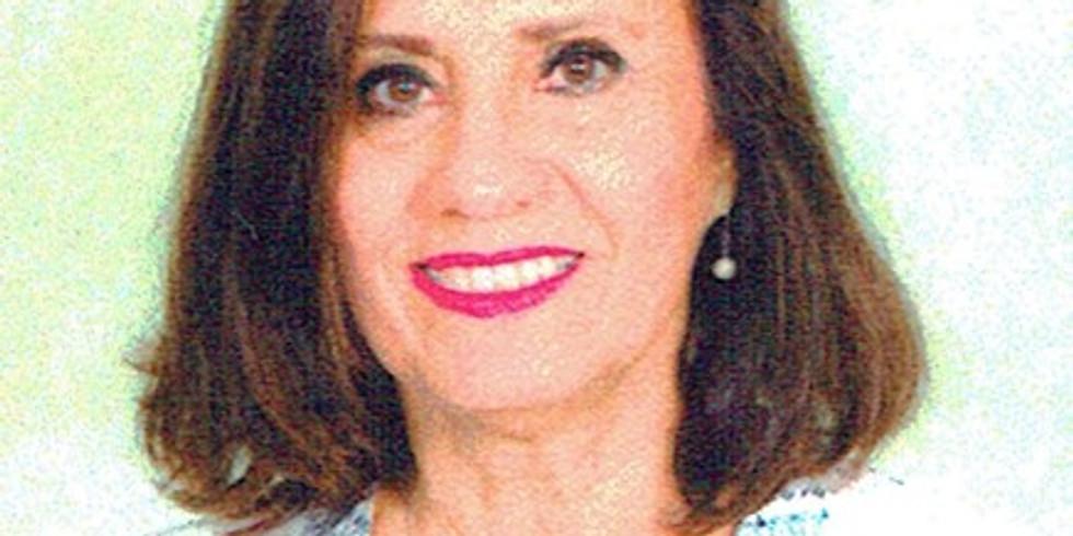 Firma de libros: Conchy Delgado