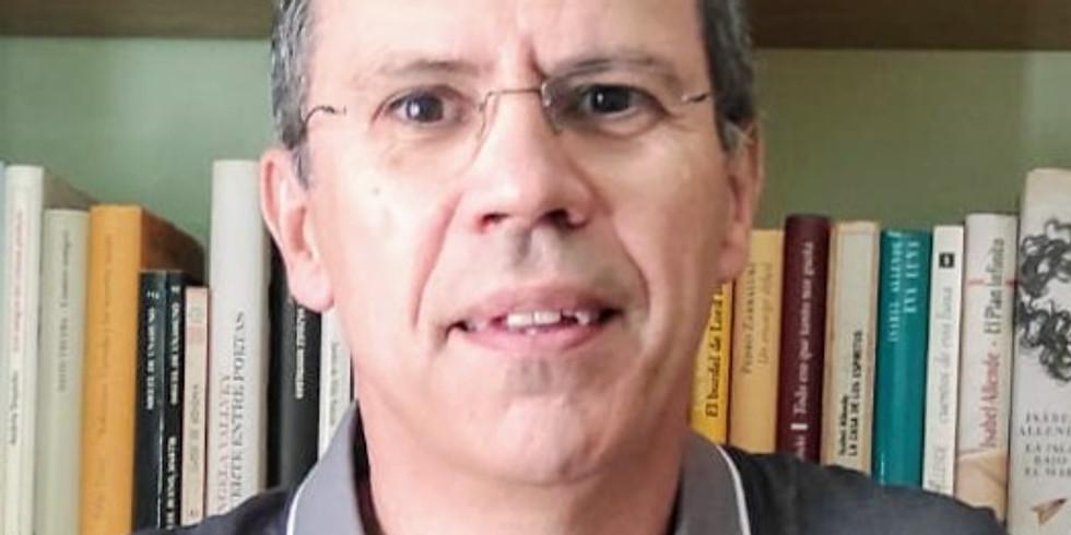 Firma de libros: Francisco J. Rodríguez