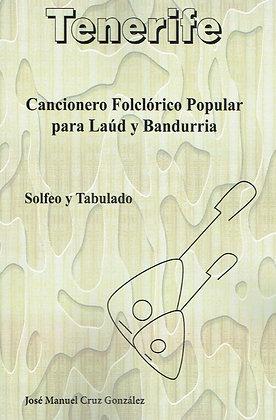 Cancionero Folklórico Popular para Laúd y Bandurria: Tenerife