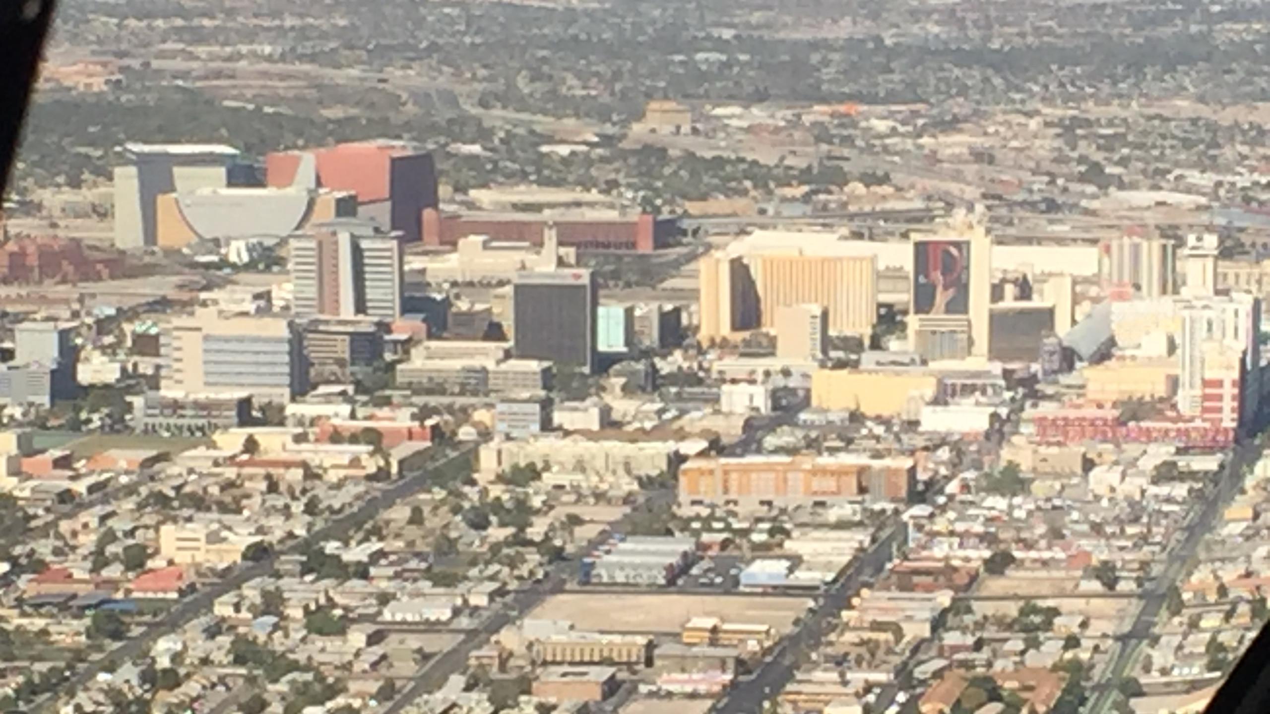 Old downtown Vegas
